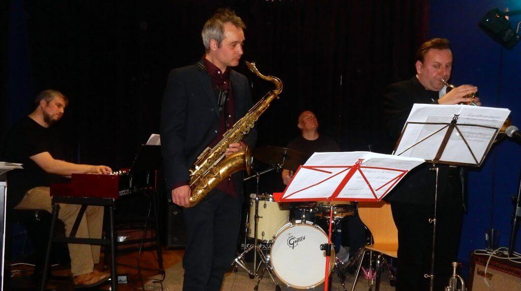 Josh Kemp Quartet