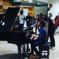 Play Jazz! workshop: with guest tutor Sam Leak