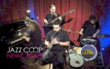 Tango Jazz Quartet plays for Jazz.Coop and The Globe